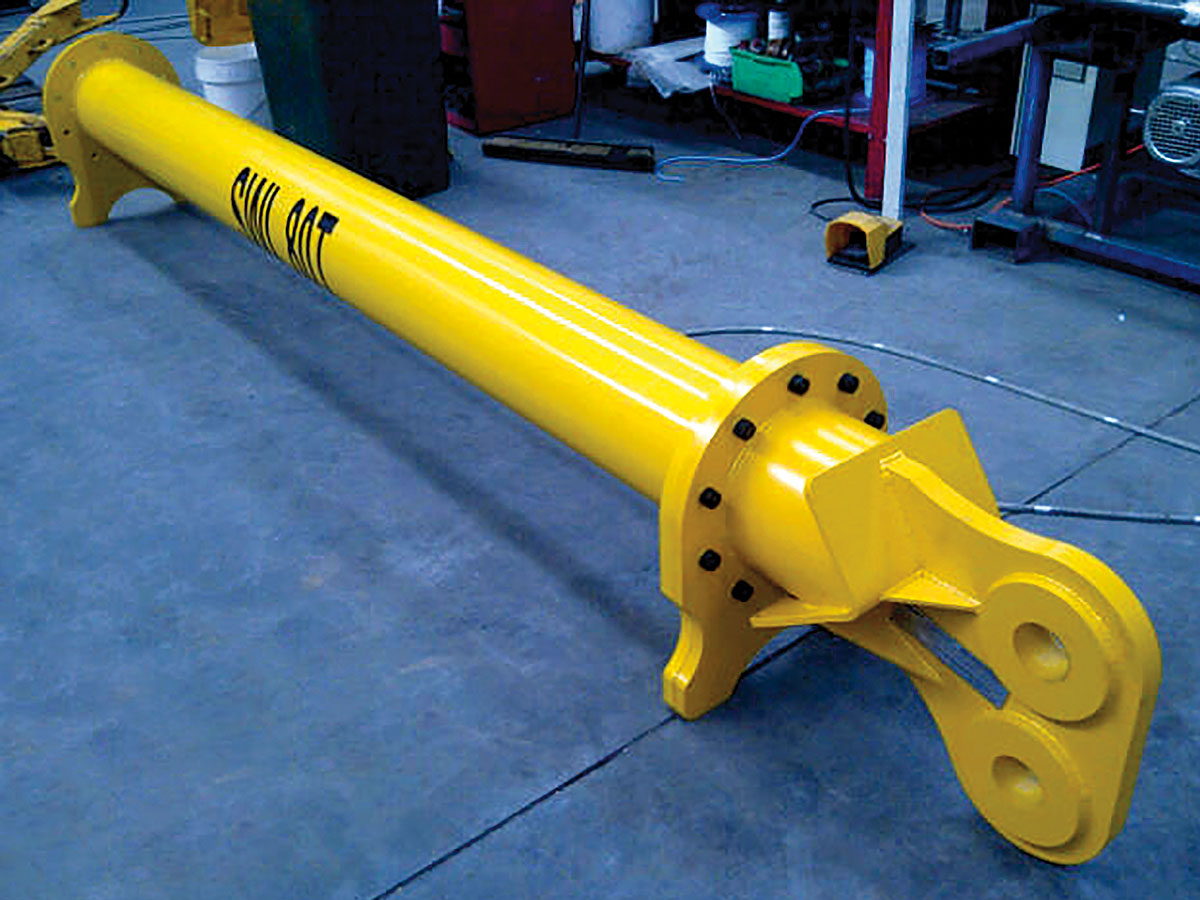 Spreader Beam End Caps 145t Wll Pair Spreader Beam End